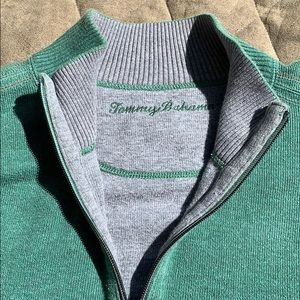 Tommy Bahama reversible sweatshirt